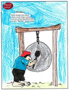 """By Bailey, Age 8, Turlock, CA"""