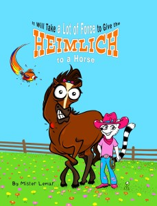Heimlich Cover Art